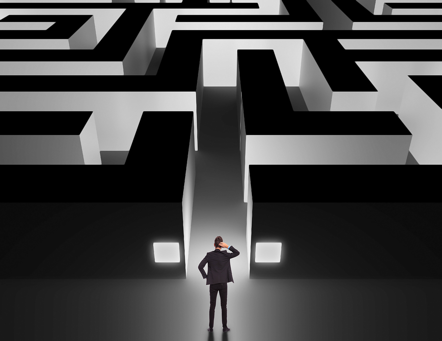 Is Your Website An Open Door Or A Maze