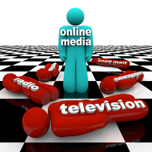 a website provides better advertising value dollar for dollar